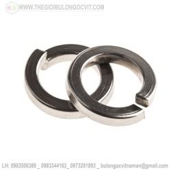 Long đen vênh Inox